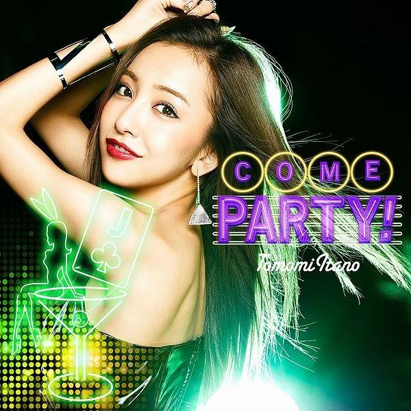 [ALBUM] Tomomi Itano: Get Ready♡ - JPOPHOLIC
