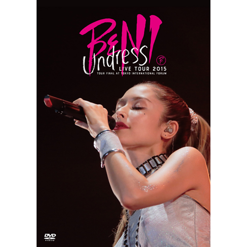 BENI Undress LIVE TOUR 2015
