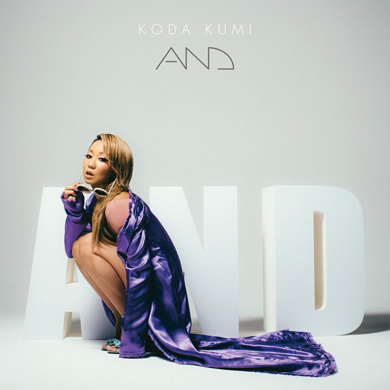 Koda Kumi AND Blu Ray