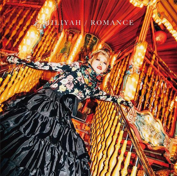 Miliyah-Kato-ROMANCE-CD