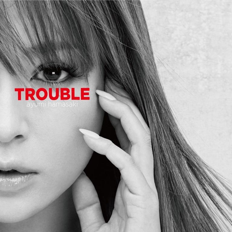 Ayumi-Hamasaki-TROUBLE-A