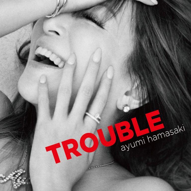 Ayumi-Hamasaki-TROUBLE-B