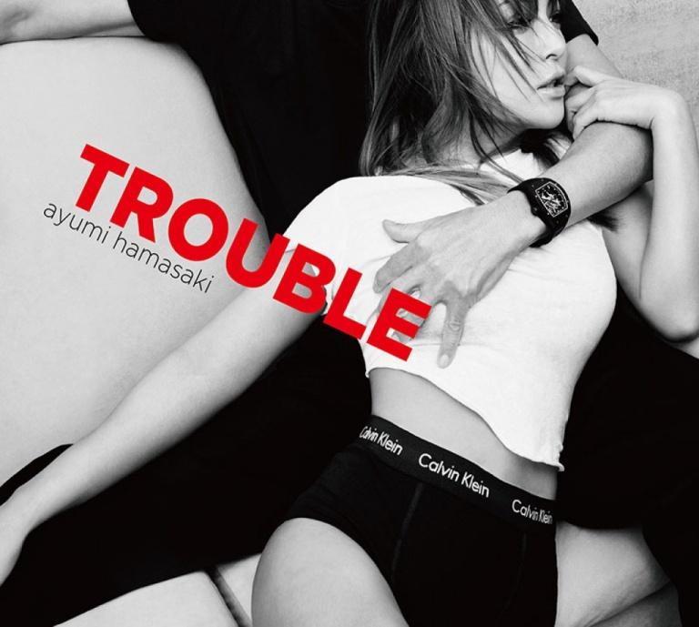 Ayumi-Hamasaki-TROUBLE-DVD-Blu-Ray