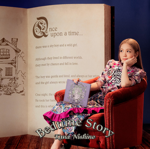 Kana-Nishino_bedtime-story_CD