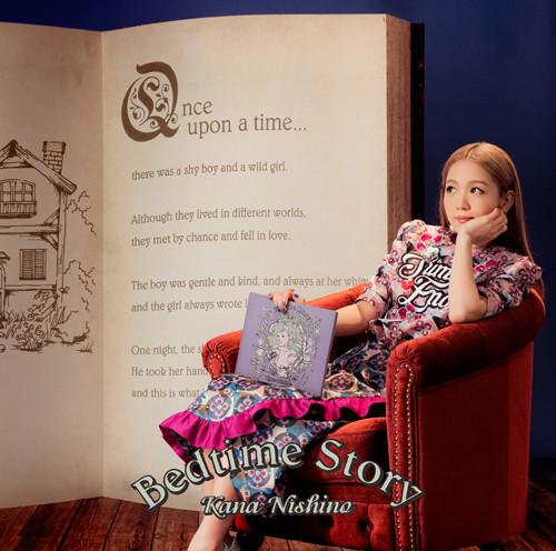 Kana-Nishino_bedtime-story_CD