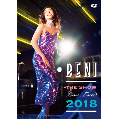 BENI DVD The Show Live Tour 2018