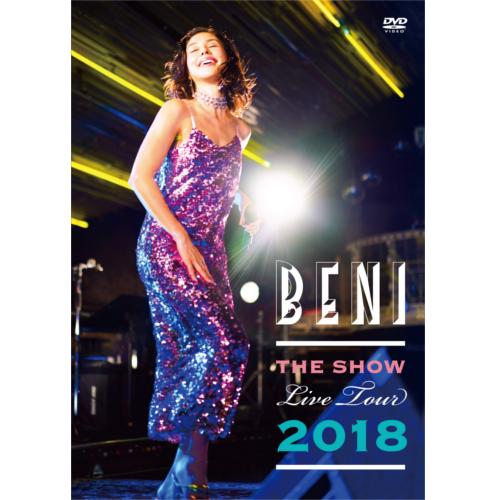 BENI DVD The Show Live Tour 2018