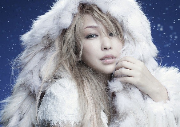 Mika Nakashima best album BIBLE promotional picture