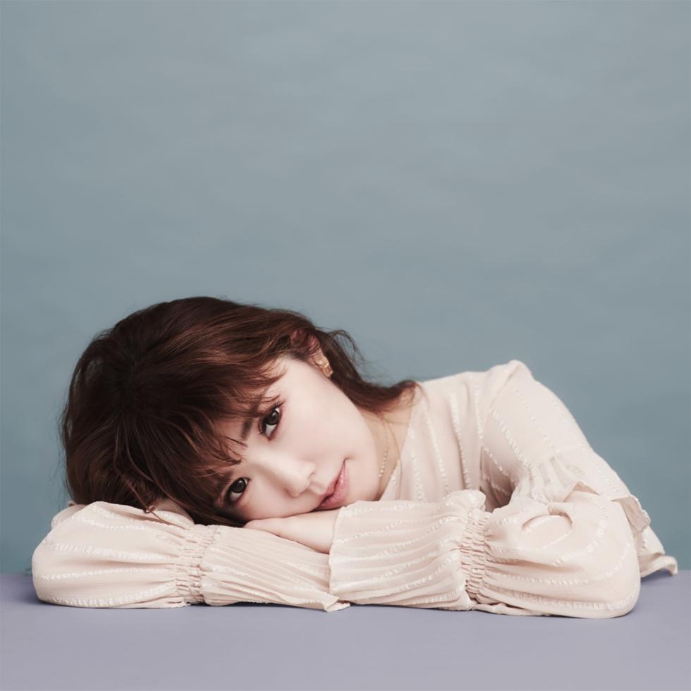CHIHIRO studio album Watashi no koi wa namida de dekete iru regular edition cover