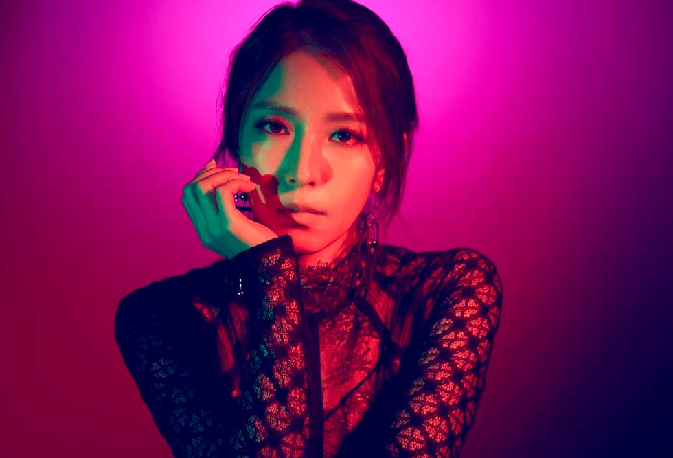 BoA スキだよ -MY LOVE-/ AMOR single promotional picture