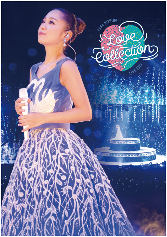 Kana Nishino Live DVD and Blu Ray Love Collection 2019