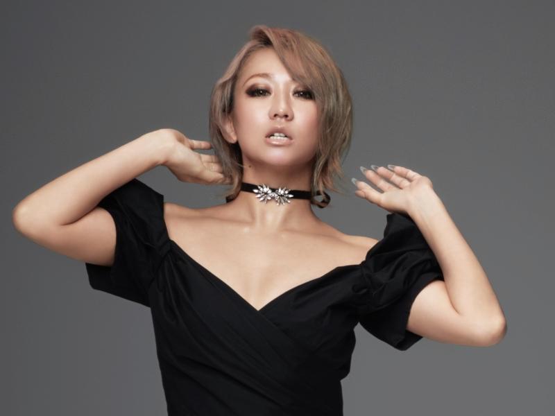 Koda Kumi LIVE Tour 2018 ~DNA~ promotional picture