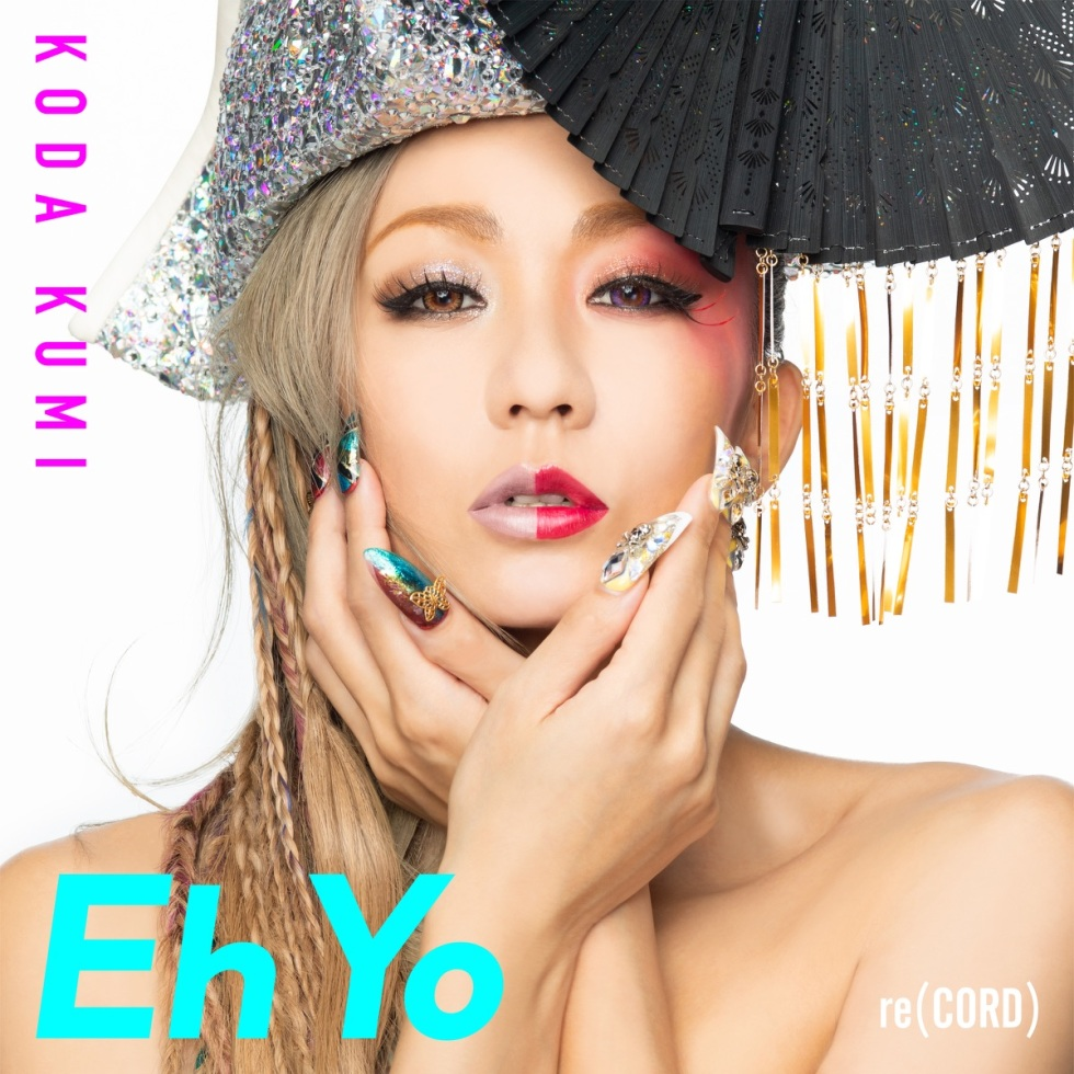 Koda Kumi digital single Eh Yo cover